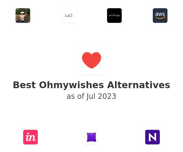 Best Ohmywishes Alternatives
