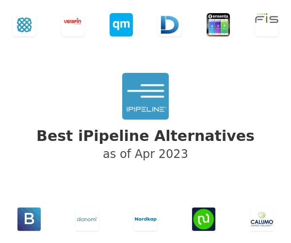 Best iPipeline Alternatives