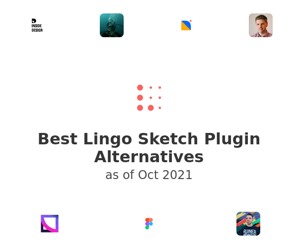 Best Lingo Sketch Plugin Alternatives