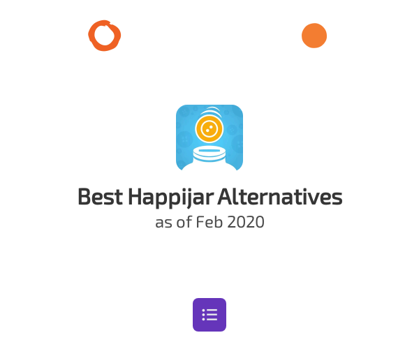 Best Happijar Alternatives