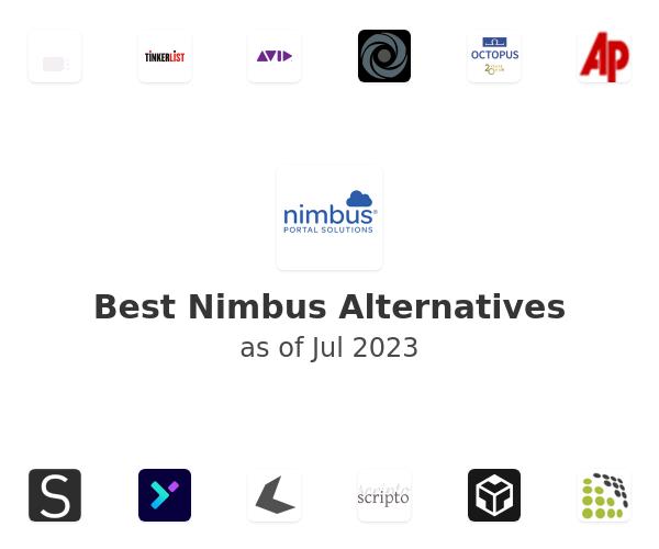 Best Nimbus Alternatives