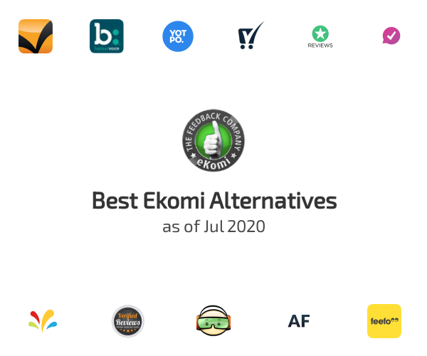 Best Ekomi Alternatives