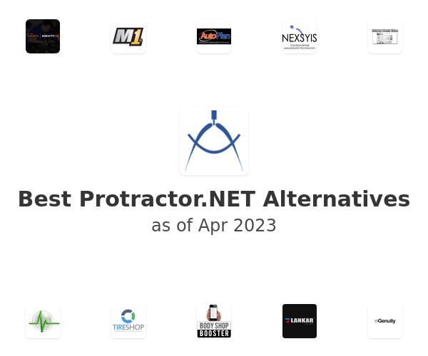 Best Protractor.NET Alternatives