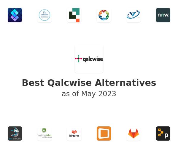 Best Qalcwise Alternatives