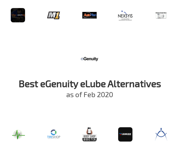 Best eGenuity eLube Alternatives
