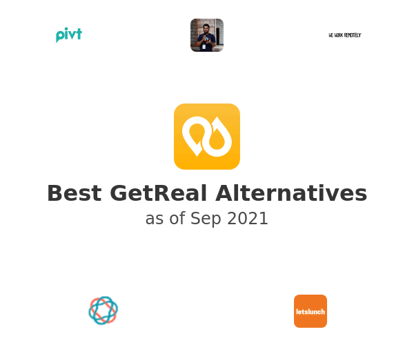 Best GetReal Alternatives