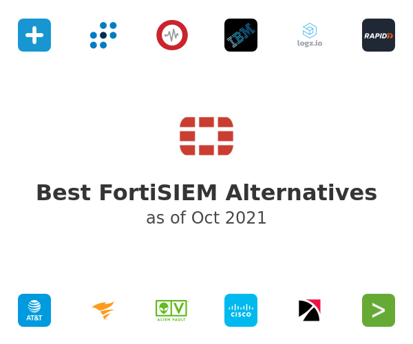 Best FortiSIEM Alternatives