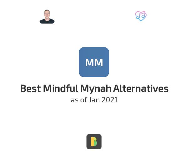 Best Mindful Mynah Alternatives