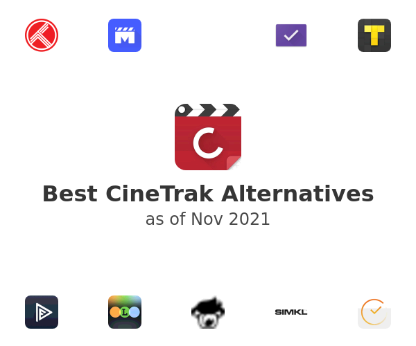 Best CineTrak Alternatives