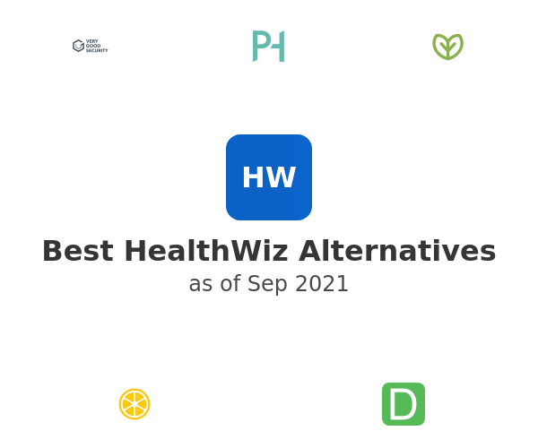 Best HealthWiz Alternatives
