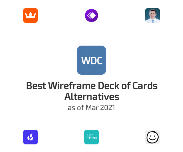 Best Wireframe Deck of Cards Alternatives