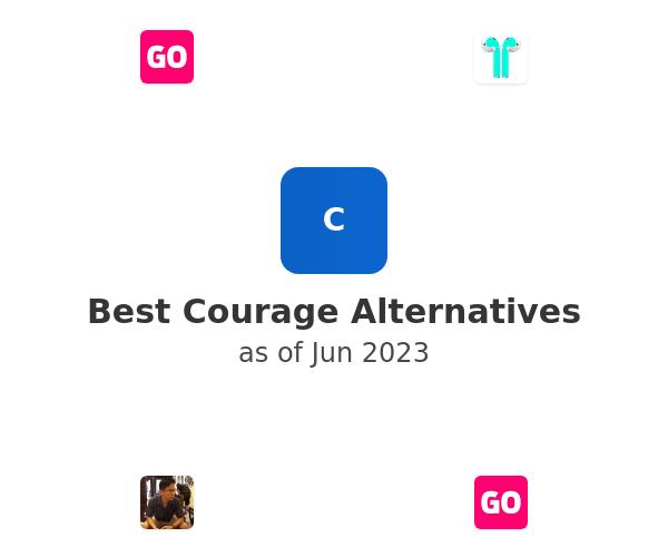 Best Courage Alternatives