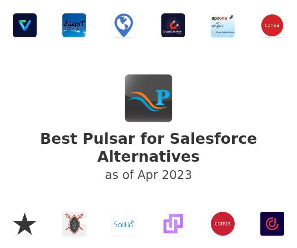 Best Pulsar for Salesforce Alternatives