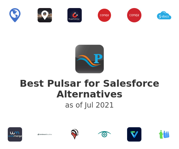 Best Pulsar for Salesforce Alternatives