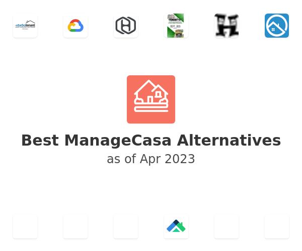 Best ManageCasa Alternatives