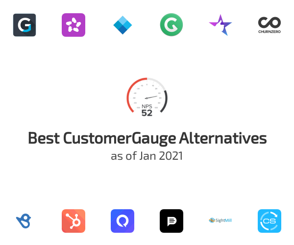Best CustomerGauge Alternatives