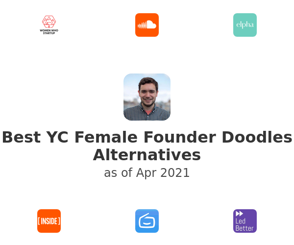 Best YC Female Founder Doodles Alternatives
