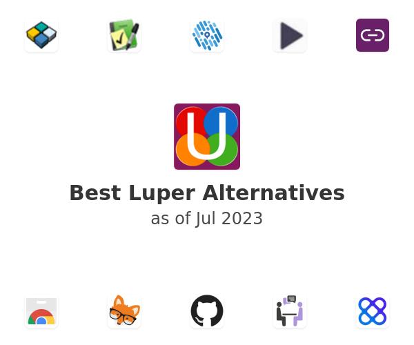 Best Luper Alternatives