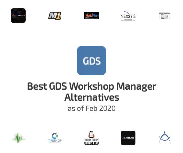 Best GDS Workshop Manager Alternatives