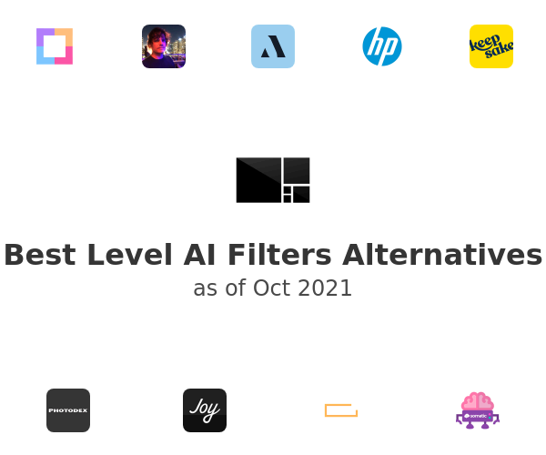 Best Level AI Filters Alternatives