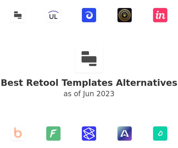 Best Retool Templates Alternatives