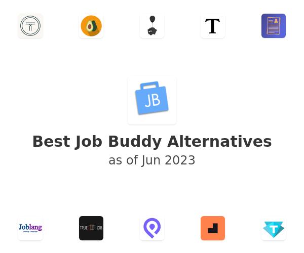 Best Job Buddy Alternatives