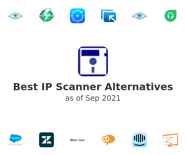 Best IP Scanner Alternatives