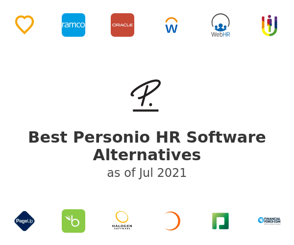 Best Personio HR Software Alternatives