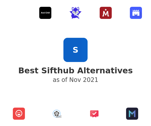 Best Sifthub Alternatives