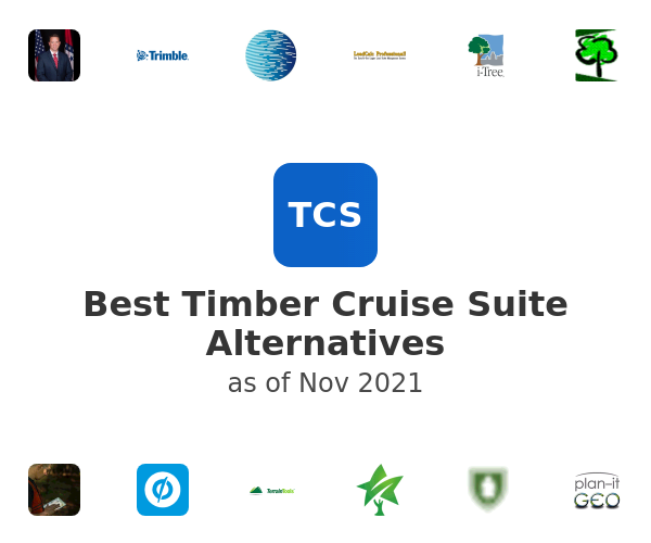 Best Timber Cruise Suite Alternatives