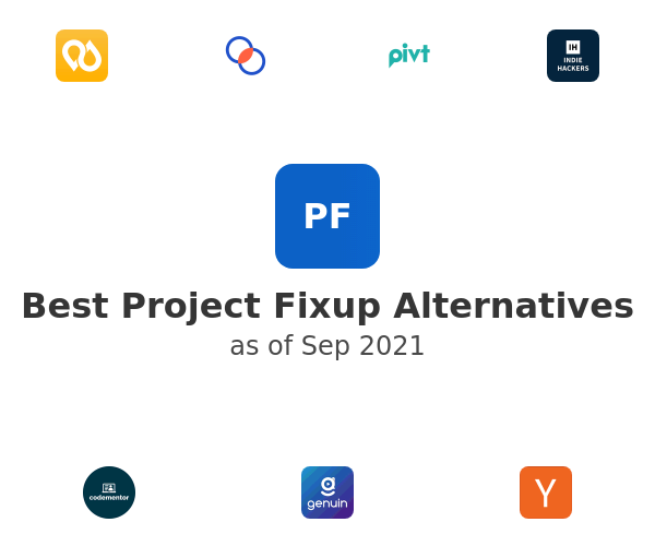 Best Project Fixup Alternatives