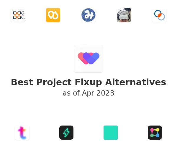 Best Project Fixup Alternatives