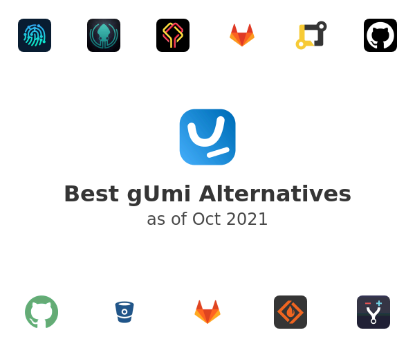 Best gUmi Alternatives