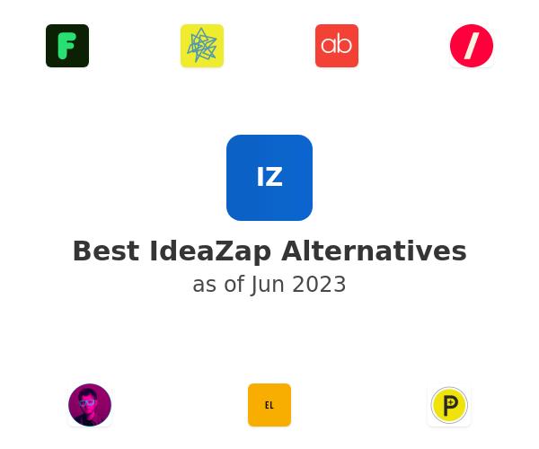 Best IdeaZap Alternatives