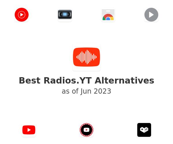 Best Radios.YT Alternatives