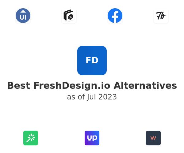 Best FreshDesign.io Alternatives