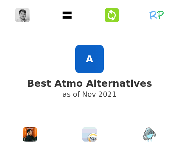 Best Atmo Alternatives