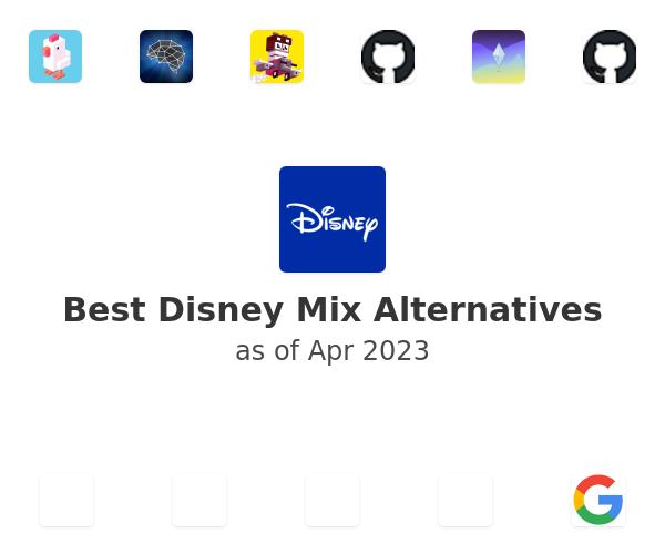 Best Disney Mix Alternatives