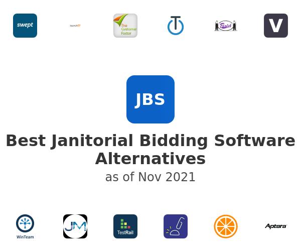 Best Janitorial Bidding Software Alternatives