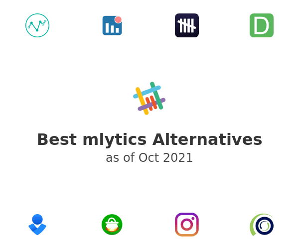 Best mlytics Alternatives