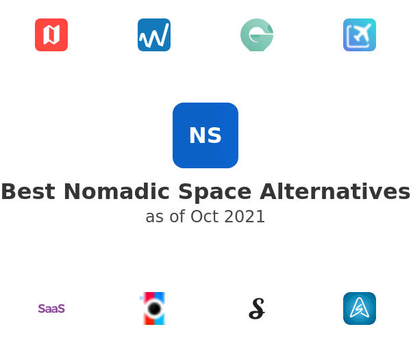Best Nomadic Space Alternatives