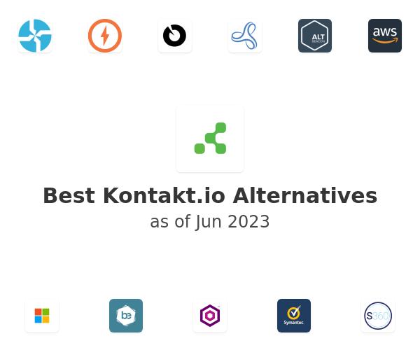 Best Kontakt.io Alternatives