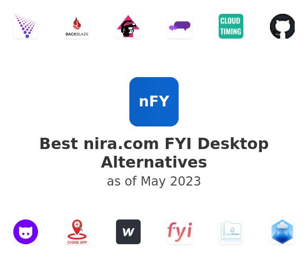 Best FYI Desktop Alternatives