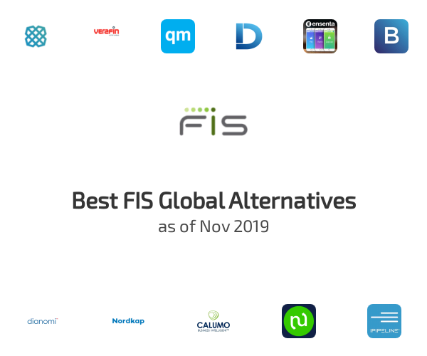 Best FIS Global Alternatives
