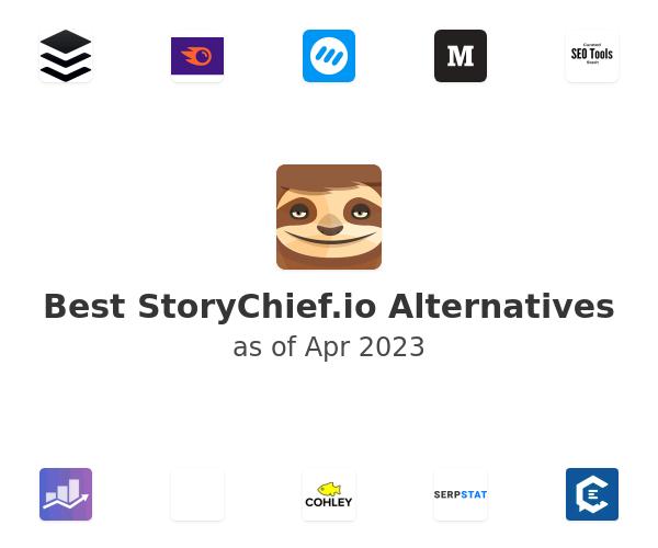 Best StoryChief.io Alternatives
