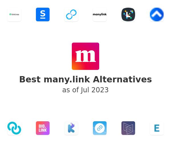 Best many.link Alternatives
