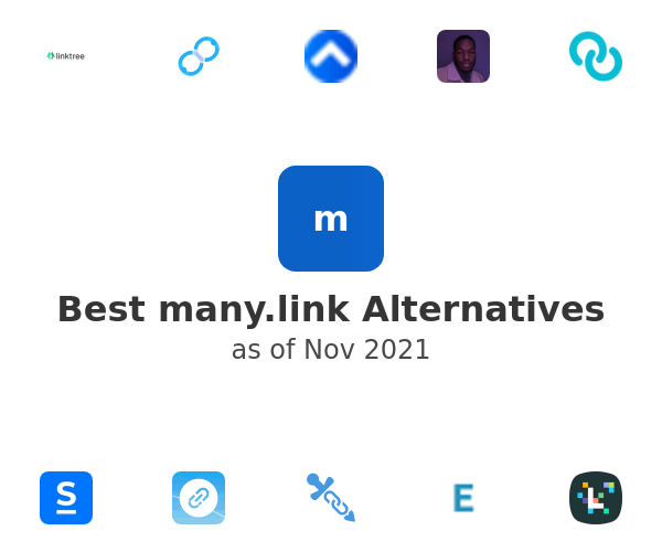 Best many.link Alternatives