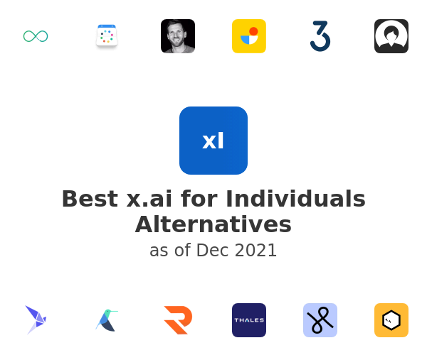 Best x.ai for Individuals Alternatives