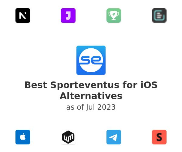 Best Sporteventus for iOS Alternatives
