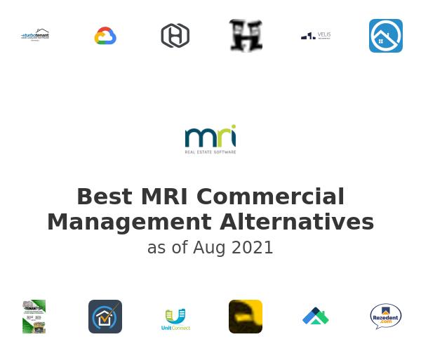 Best MRI Commercial Management Alternatives